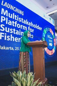 Sri Yanti, Director for Marine Affairs and Fisheries- BAPPENAS